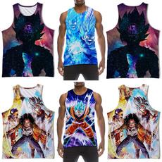 Summer, Anime & Manga, Fashion, printed shirts