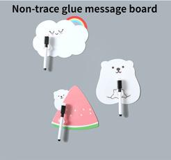 cute, whiteboardforfridge, whiteboardforwall, chalkboardsstickerforwall