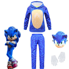 sonic, Fashion, kids clothes, halloweenparty