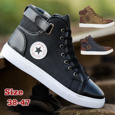 casual shoes, skateboardshoe, Sneakers, Plus Size
