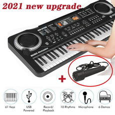 keyboardelectricpiano, Microphone, kidspiano, Musical Instruments