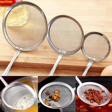 Steel, Kitchen & Dining, skimmer, spoonfilter