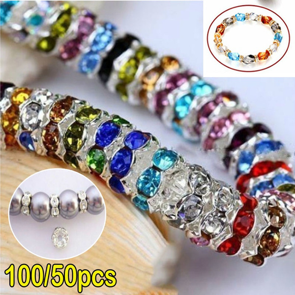 Bracelet, Necklace, Colorful, Jewelry Making