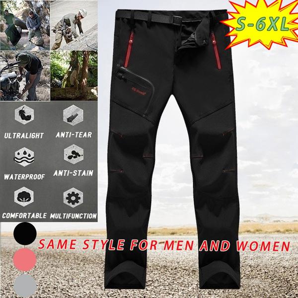Rock climbing, Plus Size, Hiking, men trousers