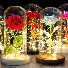 glasslampshadenightlight, led, Jewelry, Gifts