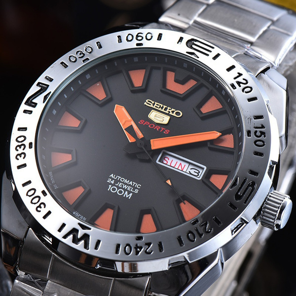 Steel, Stainless Steel, business watch, Famous Brand watch