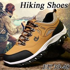 Hiking, Sport, sneakersformen, camping