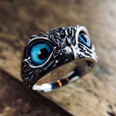 Owl, Fashion, animalring, creativering