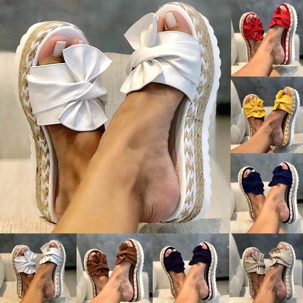 butterfly, Summer, Flip Flops, Outdoor