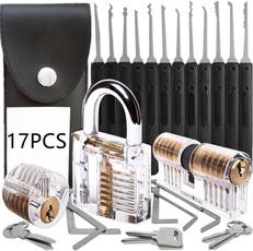 lockpicktool, padlocklock, Home & Living, Lock