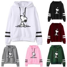 Plus Size, hooded, Hoodies, Sleeve