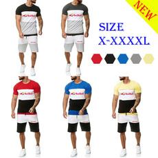 Summer, shortsetformen, track suit, short sleeves