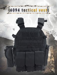Vest, Combat, mollevest, Army