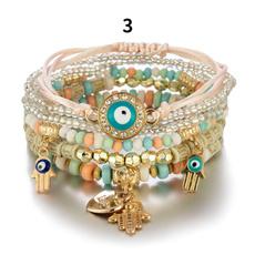 Beaded Bracelets, DIAMOND, Jewelry, Jewellery