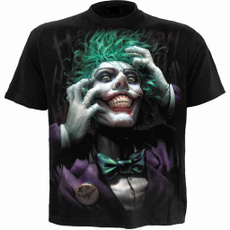 jokershirt, batmantshirt, Cosplay, Sleeve