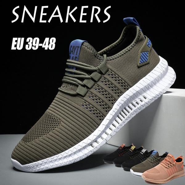 Summer, Sneakers, trainersformen, sports shoes for men
