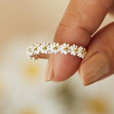 Sterling, cute, Flowers, Jewelry