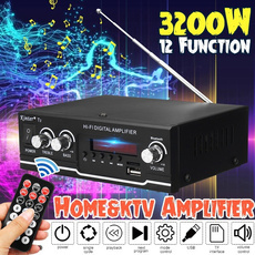 Microphone, Remote, amplifierbluetooth, Home & Living