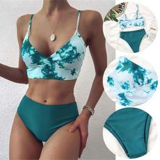 Summer, Fashion, Bikini swimwear, women swimsuit