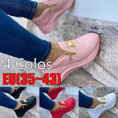 casual shoes, Sneakers, Plus Size, Casual Sneakers