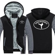 taekwondo, Plus Size, velvet, Jacket