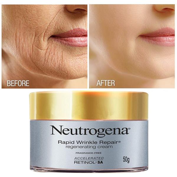 retinol, Necks, antiwrinkle, fragrancefree