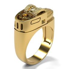 ringsformen, Fashion, gold, Gifts