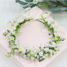 garlandheadband, Head, Flowers, holidayheadwear