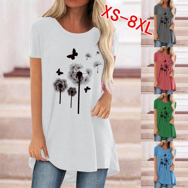 Tops & Tees, womens top, Cotton T Shirt, Summer