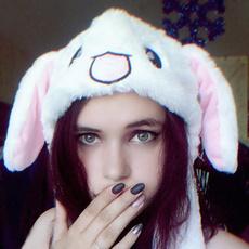 cute, Fashion, rabbithat, gifthat