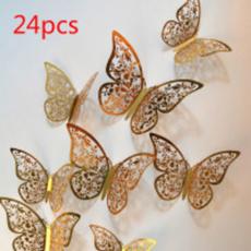 butterfly, wallstickerdecor, stickersmural, casa