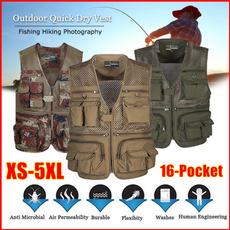 Summer, Vest, Outdoor, huntingvest