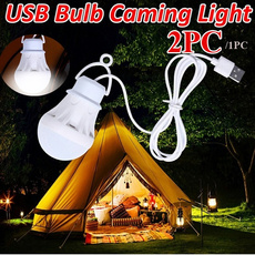 Light Bulb, campinglight, led, Hiking