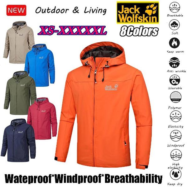 Mountain, warmjacket, Spring/Autumn, Waterproof