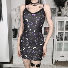 Summer, Lace, Dress, Floral dress