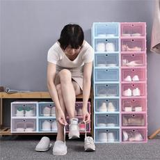 Box, Foldable, shoesstoragebox, shoeorganizer