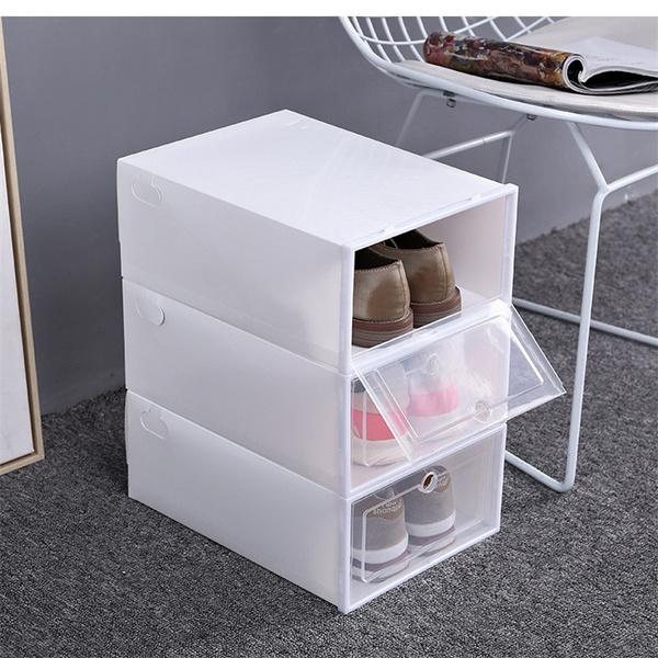 Box, combination, thickeneddustproof, shoeboxe