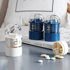 pillsplitter, Box, pillgrinder, pillcrusher