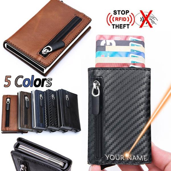 leather wallet, rfidwallet, unisex, menpurse