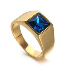 Fashion, wedding ring, gold, 18 k