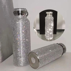 Steel, golden, DIAMOND, Jewelry