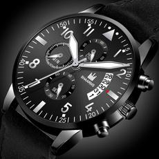 quartz, dress watch, leatherstrapwatch, leather strap