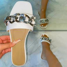 non-slip, Flats, Head, Sandals
