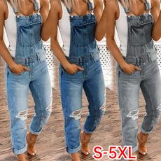 trousers, Fashion, denim overalls women, Women jeans