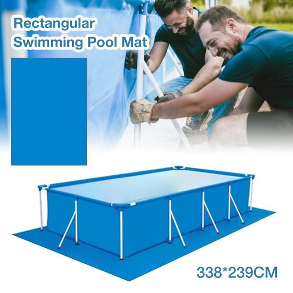 poolgroundcloth, Polyester, swimmingpoolcover, poolfloorprotector