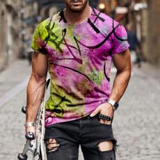 Summer, Fashion, Necks, Shirt