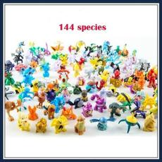 Mini, Toy, doll, Pikachu