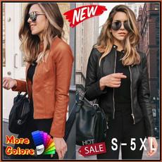 2021womensfashionjacket, Plus Size, Suits, bomberjacket