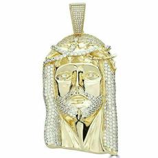 huge, Head, DIAMOND, Jewelry