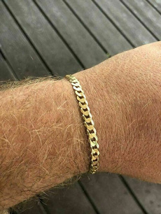 Real, cuban, Italy, Jewelry